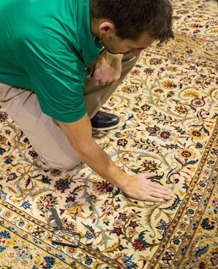Professional Area Rug Cleaning by Bridge City Chem-Dry of Saskatoon